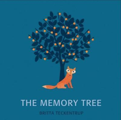 The Memory Tree Britta Teckentrup Monday February 2nd 2015 #IMWAYR There's a Book for That