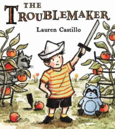 The Troublemaker Monday February 9th, 2015 #IMWAYR There's a Book for That