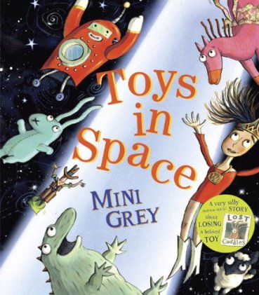 Toys in Space Monday February 16th, 2015 #IMWAYR There's a Book for That
