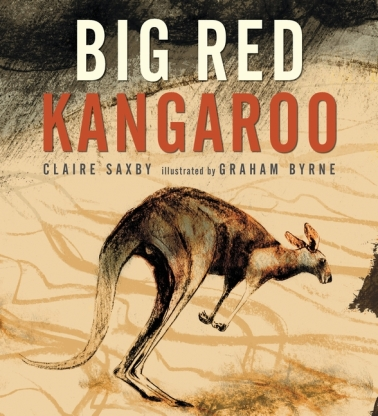big red kangaroo  Monday April 6th, 2015 #IMWAYR There's a Book for That