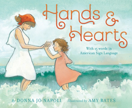 Hands and Hearts Monday March 23rd, 2015 #IMWAYR There's a Book for That