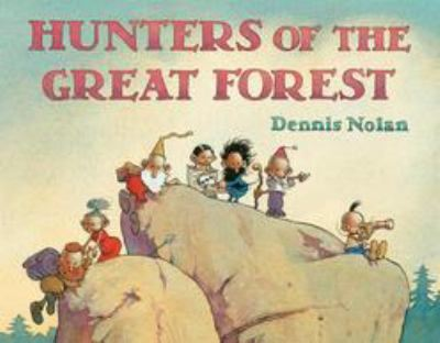 Hunters of the Great Forest Monday March 16th, 2015 #IMWAYR There's a Book for That