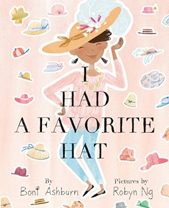 I Had a Favourite Hat Monday March 23rd, 2015 #IMWAYR There's a Book for That