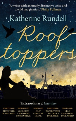 Rooftoppers Monday March 16th, 2015 #IMWAYR There's a Book for That