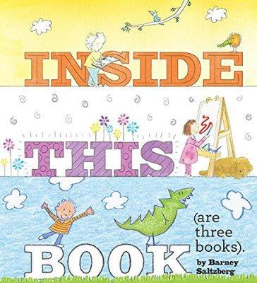 Inside this Book Monday March 9th, 2015 #IMWAYR There's a Book for That