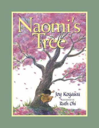 Naomi's Tree Monday March 9th, 2015 #IMWAYR There's a Book for That