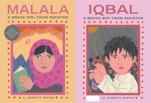 Malala, a Brave Girl from Pakistan:Iqbal, a Brave Boy from Pakistan Nonfiction Picture book Wednesday: Library finds There's a Book for That