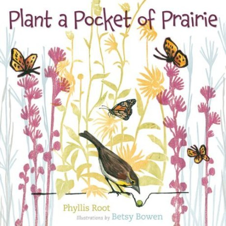 Plant a Pocket of Prairie Nonfiction Picture book Wednesday: Library finds There's a Book for That