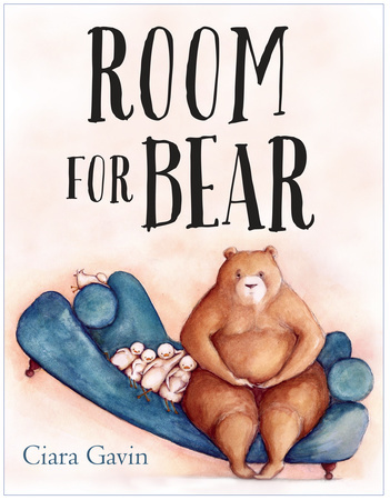 Room for Bear Monday March 30th, 2015 #IMWAYR There's a Book for That