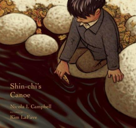 Shin-Chi's Canoe Monday March 2nd, 2015 #IMWAYR There's a Book for That