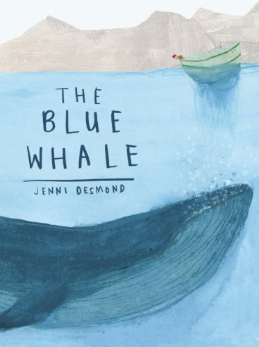 The Blue Whale Monday June 8th, 2015 There's a Book for That