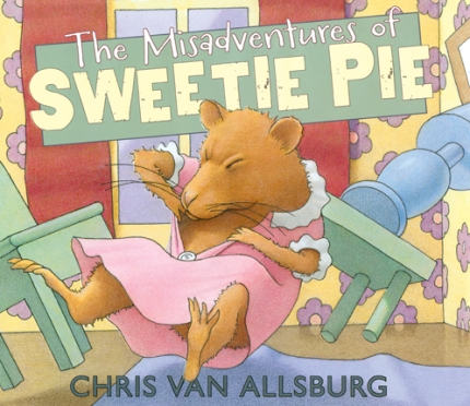 The Misadventures of Sweetie Pie Monday March 9th, 2015 #IMWAYR There's a Book for That