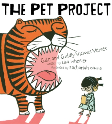 The Pet Project Cute and Cuddly Vicious Verses Monday March 23rd, 2015 #IMWAYR There's a Book for That