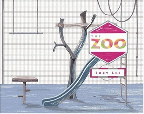 The Zoo Monday March 16th, 2015 #IMWAYR There's a Book for That