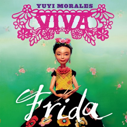 viva frida Monday March 2nd, 2015 #IMWAYR There's a Book for That