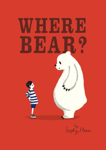 Where Bear? Monday March 30th, 2015 #IMWAYR There's a Book for That