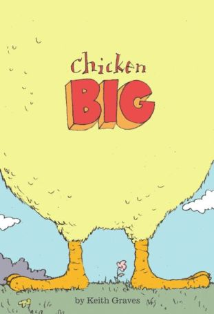 Chicken Big  Monday April 6th, 2015 #IMWAYR There's a Book for That