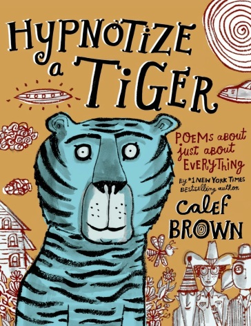 Hypnotize a Tiger Monday April 27th, 2015 #IMWAYR There's a Book for That