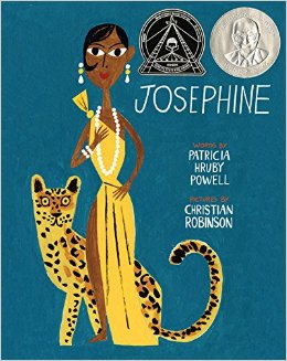 Josephine Monday April 27th, 2015 #IMWAYR There's a Book for That