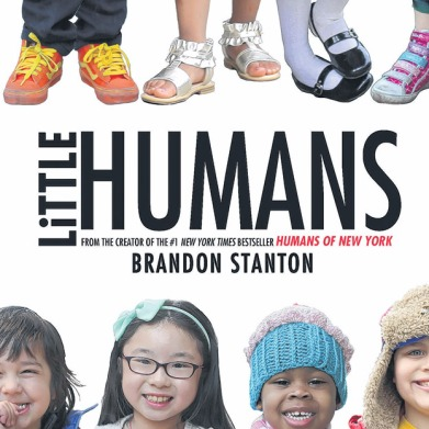 Little Humans  Monday April 20th, 2015 #IMWAYR There's a Book for That