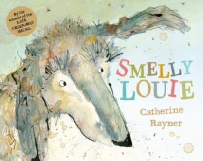 Smelly Louie Monday April 20th, 2015 #IMWAYR There's a Book for That