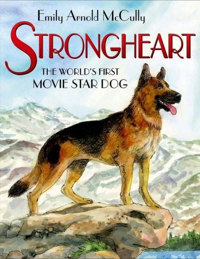 Strongheart Monday April 13th, 2015 #IMWAYR There's a Book for That