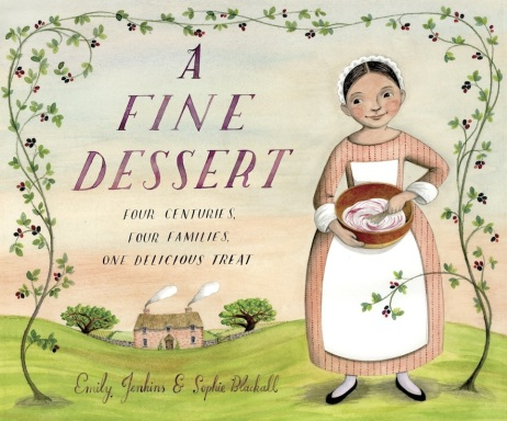 A Fine Dessert Picture Books for New Parents: Building a beautiful collection There's a Book for That