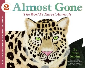 Almost Gone Endangered Animals: Building a read aloud collection There's a Book for That