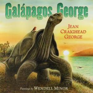 Galapagos George Endangered Animals: Building a read aloud collection There's a Book for That