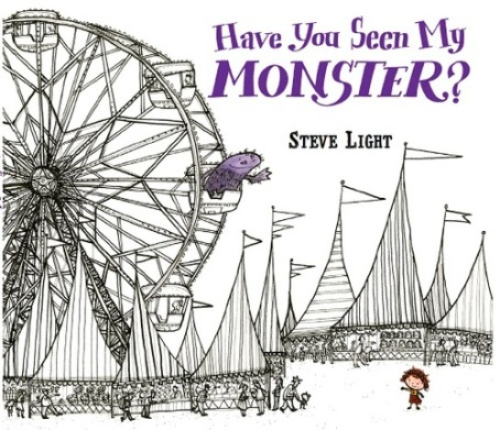 Have You Seen my Monster? Monday May18th, 2015 There's a Book for That