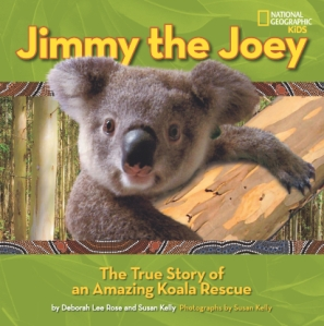 Jimmy the Joey Endangered Animals: Building a read aloud collection There's a Book for That