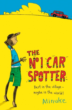 No 1 Car Spotter Top Ten Books that Celebrate Diversity There's a Book for That