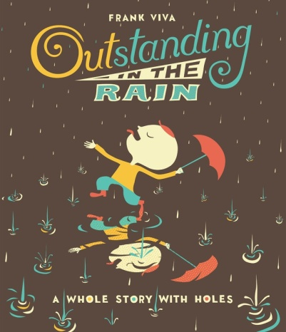Outstanding in the Rain Monday May18th, 2015 There's a Book for That