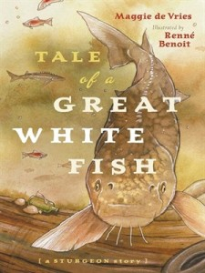 Tale of a Great White Fish Endangered Animals: Building a read aloud collection There's a Book for That