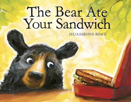 The Bear Ate Your Sandwich Mock Caldecott 2016 There's a Book for That