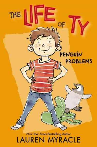 The Life of TY Penguin Problems Monday May 4th, 2015 #IMWAYR There's a Book for That