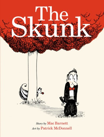 The Skunk Mock Caldecott 2016 There's a Book for That