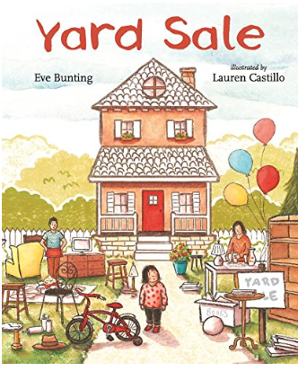 Yard Sale Picture Books for New Parents: Building a beautiful collection There's a Book for That