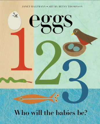 eggs123 Nonfiction Picture Books - grow a beginning collection There's a Book for That