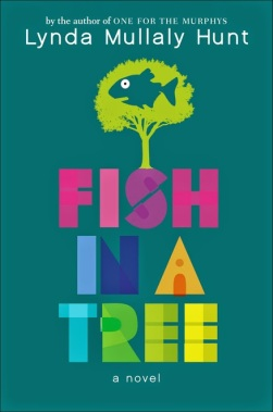 Fish In A Tree  In the world of books: 25 boys who stand out There's a Book for That