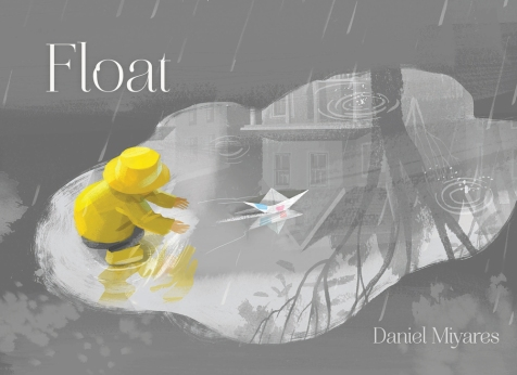 Float Mock Caldecott 2016 There's a Book for That