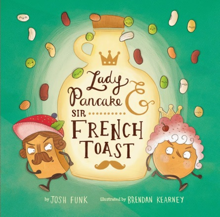 Lady Pancake  Celebration: Predictions, Book Love and Syrup There's a Book for That