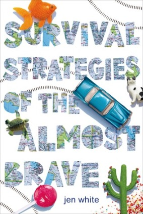 Survival Strategies of the Almost Brave Monday August 31st, 2015 There's a Book for That