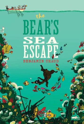 The Bear's Sea Escape Monday June 8th, 2015 There's a Book for That