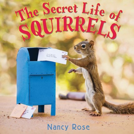 The Secret Life of Squirrels  Monday June 15th, 2015 There's a Book for That