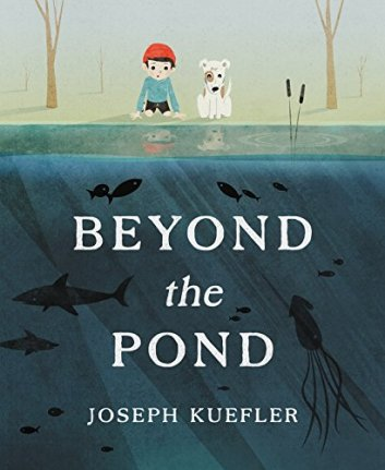 Beyond the Pond  Picture Book Dreaming Wish List July 2015 There's a Book for That