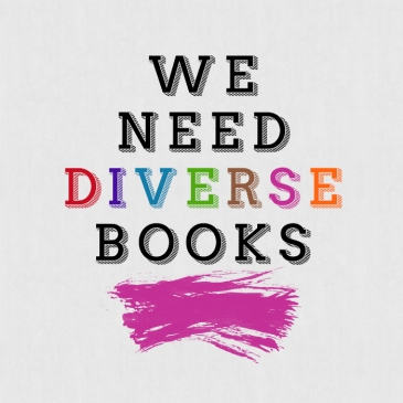 Top Ten Books that Celebrate Diversity There's a Book for That We Need Diverse Books logo