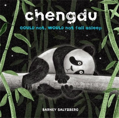 Chengdu could not, would not fall asleep Monday July 13th 2015 There's a Book for That