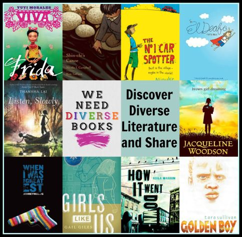 Diverse Literature Top Ten Books that Celebrate Diversity There's a Book for That