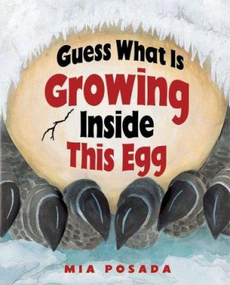 guess what is growing inside this egg Nonfiction Picture Book Wednesday: Some beginning read alouds